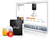 iPad コピー、iTunes 同期